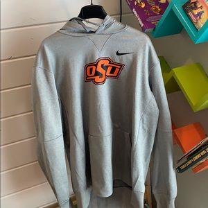 Nike Dri-Fit Oklahoma State University Hoodie NWOT
